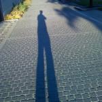 PariSnap!*秋の影は長い。
