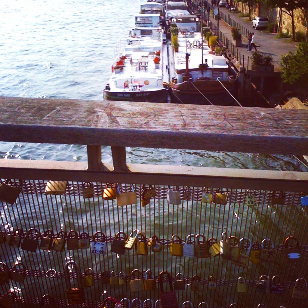 La Seine aval