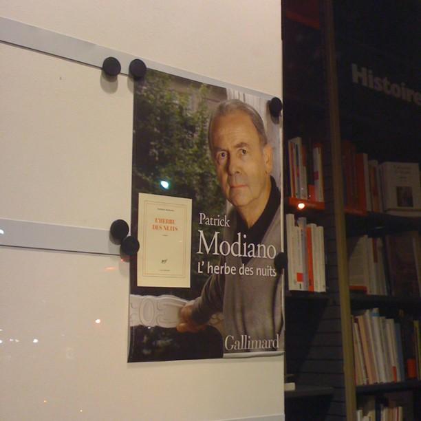 affiche de Modiano