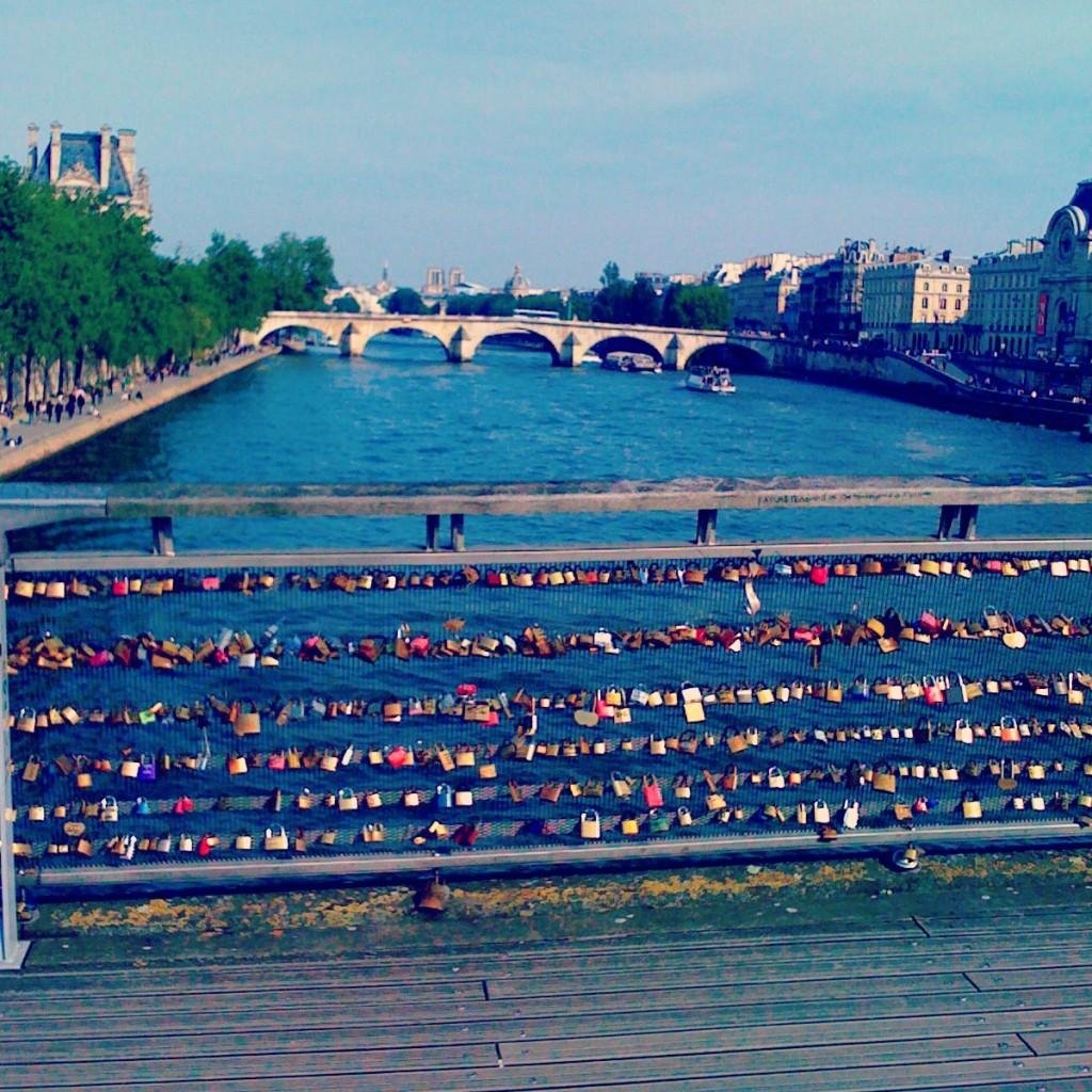 la Seine amont